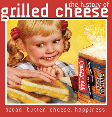The History of Grilled Cheese