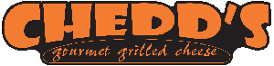 CHEDD'S gourmet grilled cheese