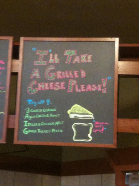 Caribou Coffee Now Serves Grown-Up Grilled Cheese