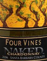 Four Vines Naked Chardonnay