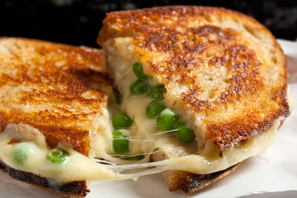Grilled Cheese Sandwich Inspiration