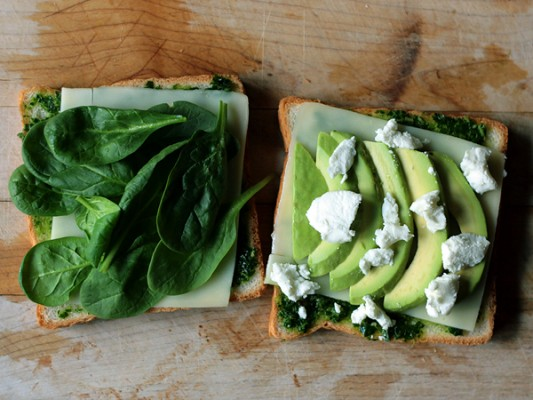Pimp My Health: 5 Healthy Makeovers For Grilled Cheese