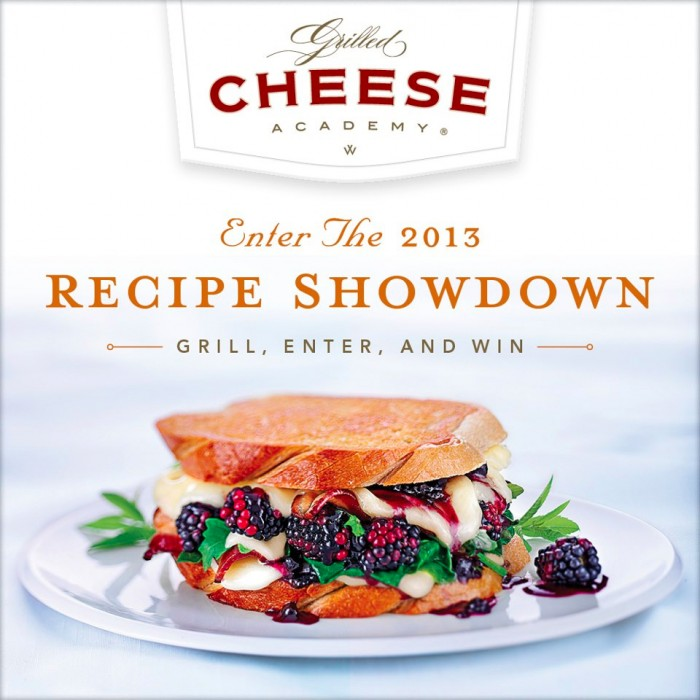 National Grilled Cheese Month 2013 - Grilled Cheese Academy