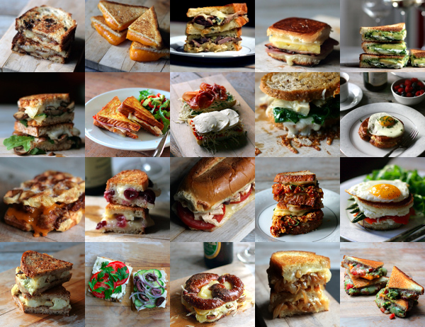 National Grilled Cheese Month 2013 - TasteSpotting
